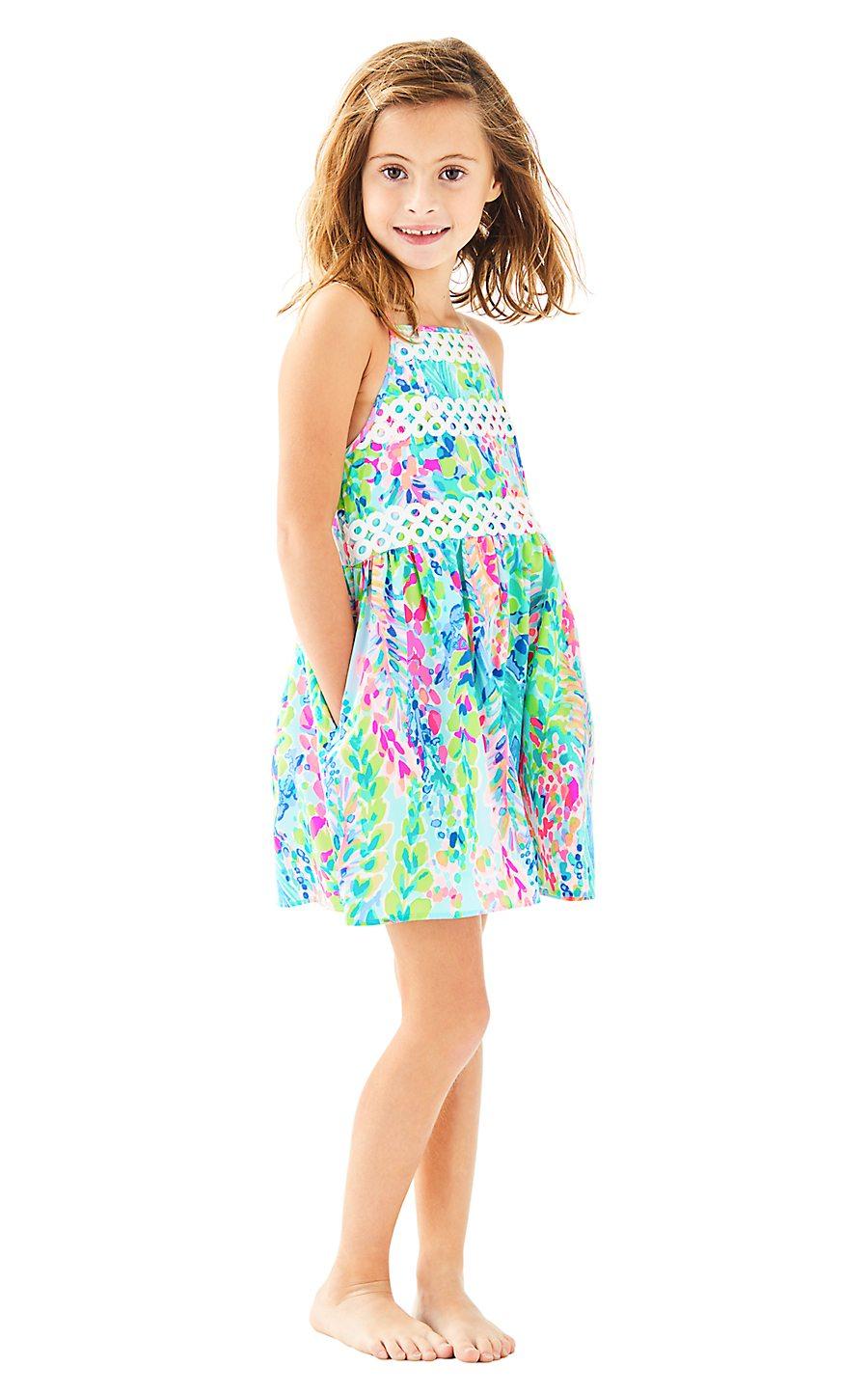 f69269b47 ... Kids » Dresses » ELIZE DRESS – CATCH THE WAVE. 28747_multicatchthewave