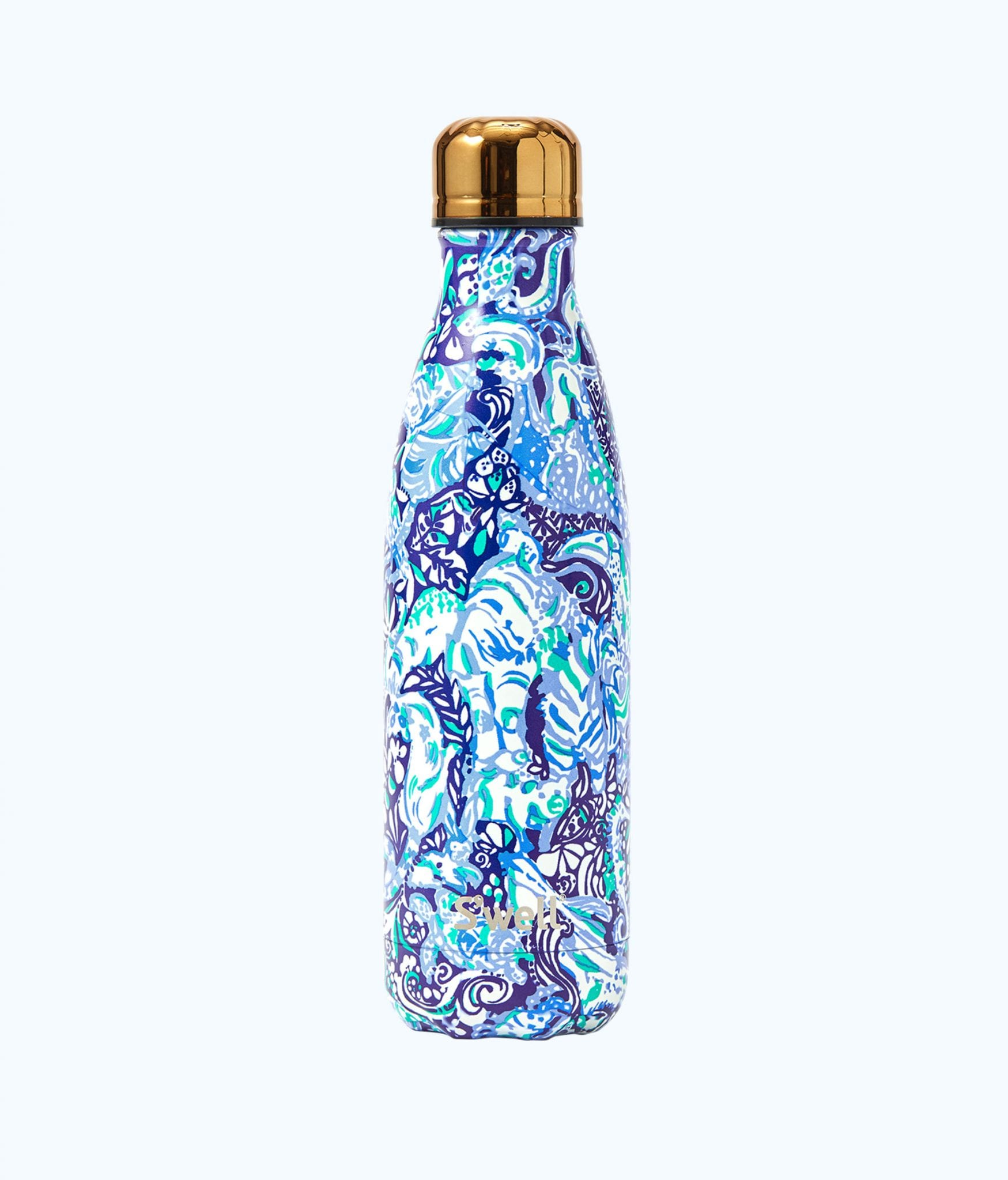 87dafecc49a6ea 17 OZ S'WELL BOTTLE - 60 ANIMALS - Lilly Pulitzer Store - Life's a Beach