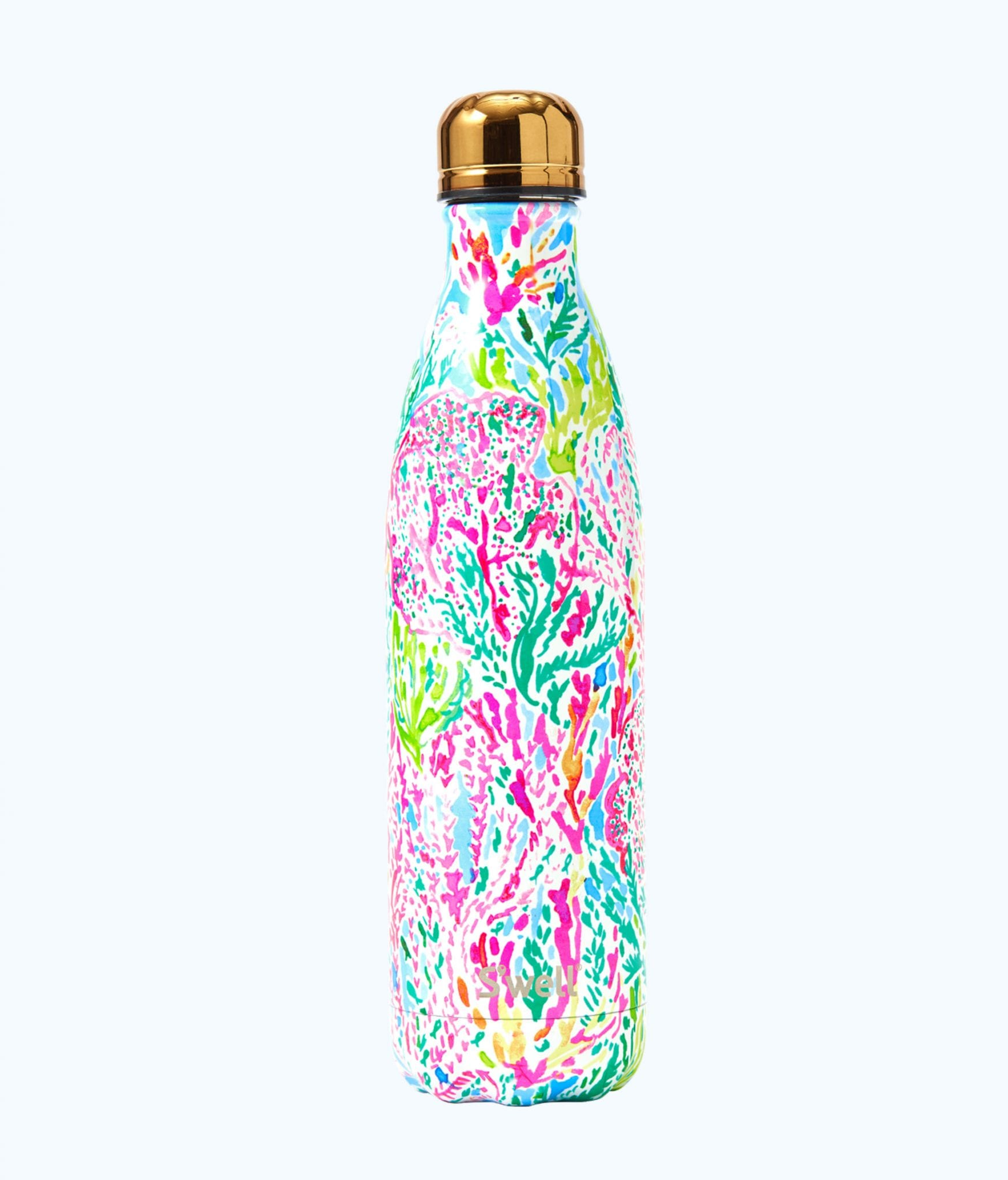 b64268a19afca5 25 OZ S'WELL BOTTLE - LET'S CHA CHA - Lilly Pulitzer Store - Life's ...