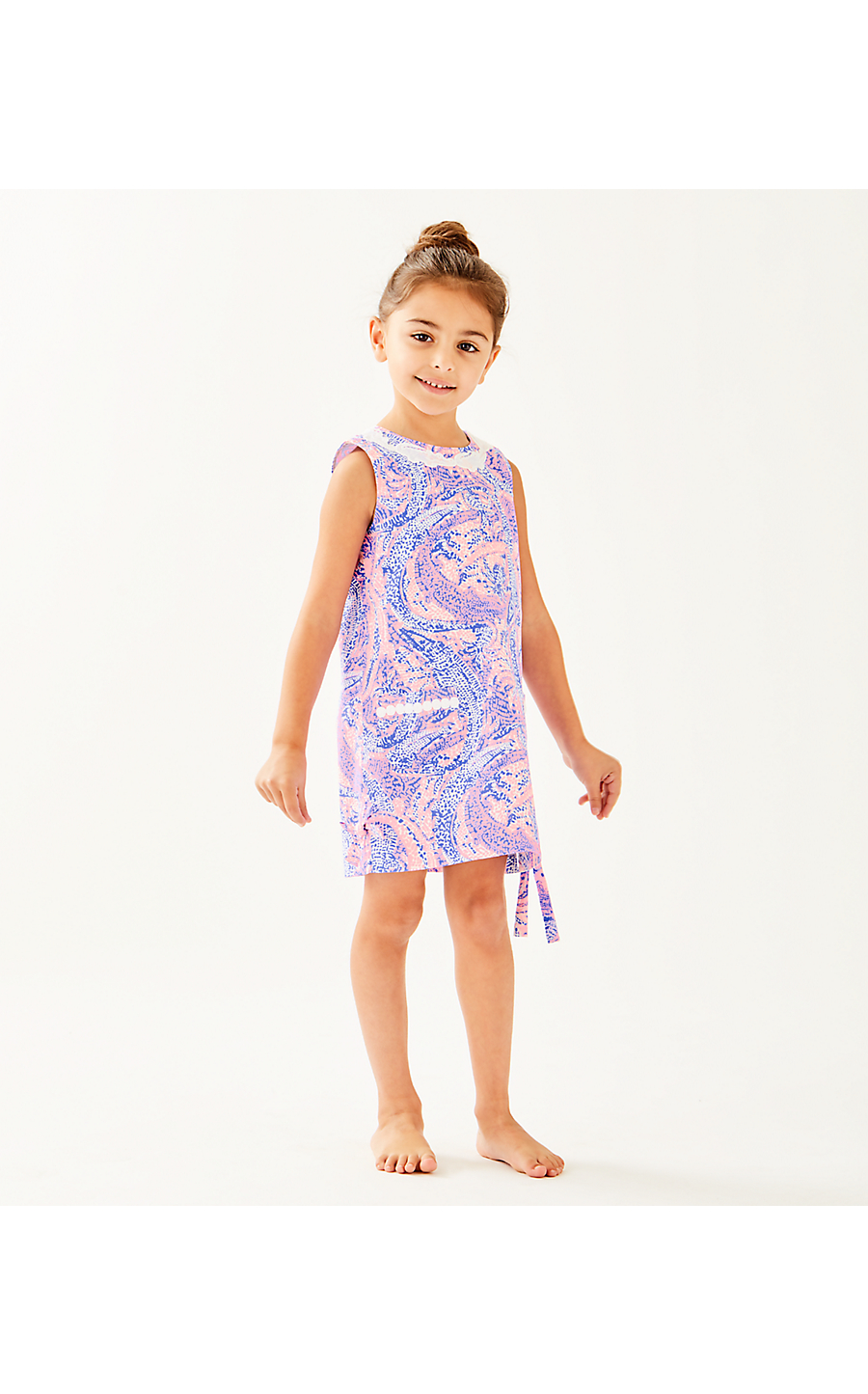 6b70c192649dbf LITTLE LILLY CLASSIC SHIFT - MAYBE GATOR - Lilly Pulitzer Store ...