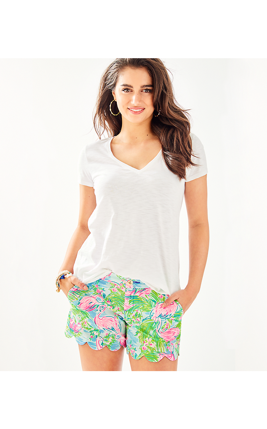 ffd0dc81a BUTTERCUP STRETCH SHORT - FLORIDITA - Lilly Pulitzer Store - Life's ...